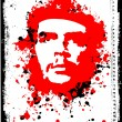 Che guevara poster - Stock Vector