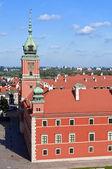 Warsaw Royal Castle. — Stock Photo