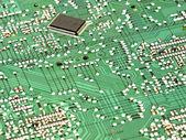 электронные микросхемы. — Стоковое фото