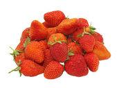 イチゴのヒープ. — ストック写真