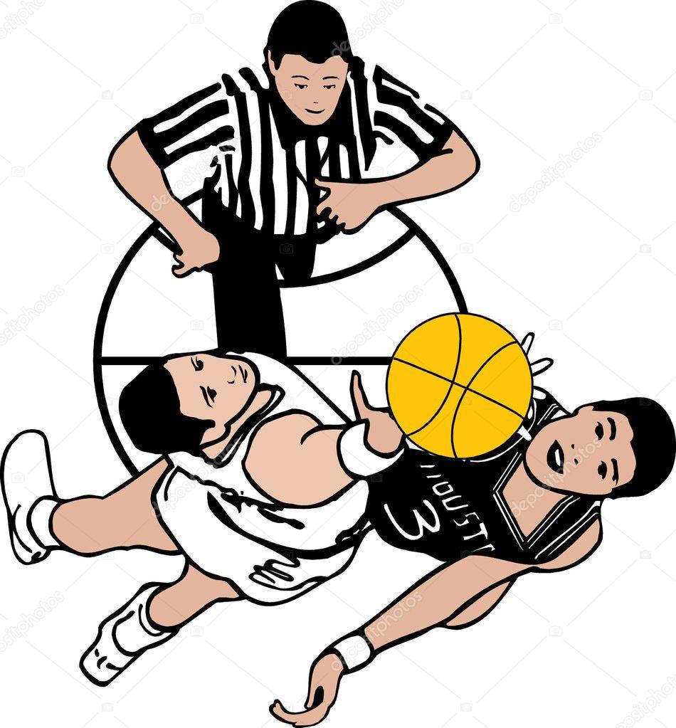 Basketball jump ball possession 974
