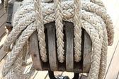 Boat elements — Stock Photo