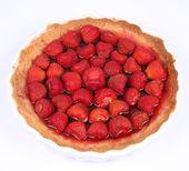 Strawberry Tart — Stock Photo