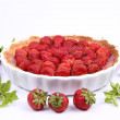 Strawberry Tart — Foto Stock