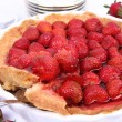 Strawberry Tart — Stock Photo #6045339