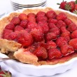 Strawberry Tart — Stock Photo #6045373