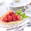 Strawberry tart — Stock Photo #6045561