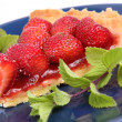 Strawberry Tart — Stock Photo #6055725