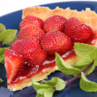 Strawberry Tart — Stock Photo #6055872