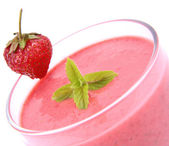 Strawberry shake — Foto de Stock