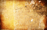 Brown grungy wall — Stock Photo