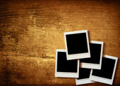 Foto istantanea d'epoca — Foto Stock