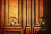 Wood grungy background — Stock Photo