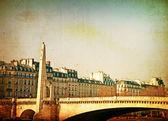 Tournelle Bridge — Stock Photo