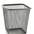 Wastepaper basket — Stock Photo