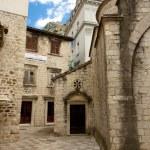 Kotor UNESCO old town - Montenegro — Stock Photo