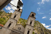 Cathedral of St Tryphon - Kotor, Montenegro — Stock Photo