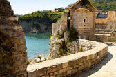 Fortification in Budva - Montenegro — Stock Photo