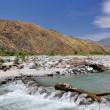 Stock Photo: View of Whitewater River