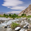 Stock Photo: Whitewater River