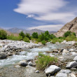Stock Photo: Whitewater Canyon
