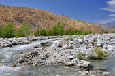 View of Whitewater Canyon — Stock Photo