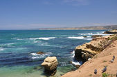 Beautiful La Jolla coast — Stock Photo