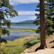 View of Big Bear Lake — Stock Photo #6475442