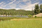 Scenic Big Bear Lake — Stock Photo