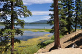 View of Big Bear Lake — Stock Photo