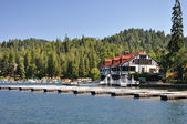 Lake Arrowhead, California — Stock Photo