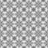 Naadloze damast patroon — Stockvector