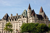 Chateau Laurier, Ottawa — Stock Photo