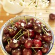 Sweet cherry — Stock Photo #5694460