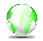 World globe icon — Stock Photo