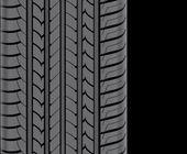 Tyre Cap — Stock Photo