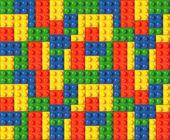 Lego background — Stock Photo