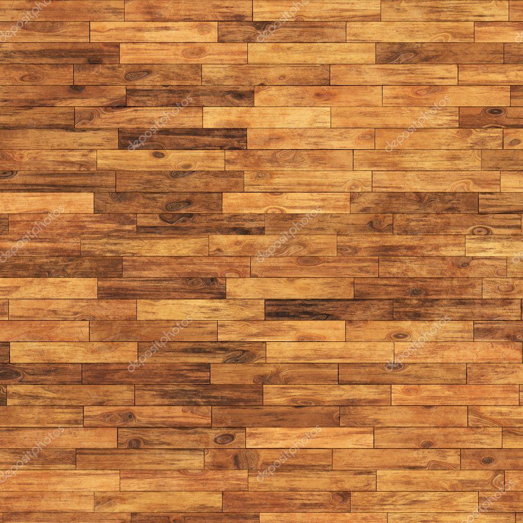 Wood floor texture - Stock Image