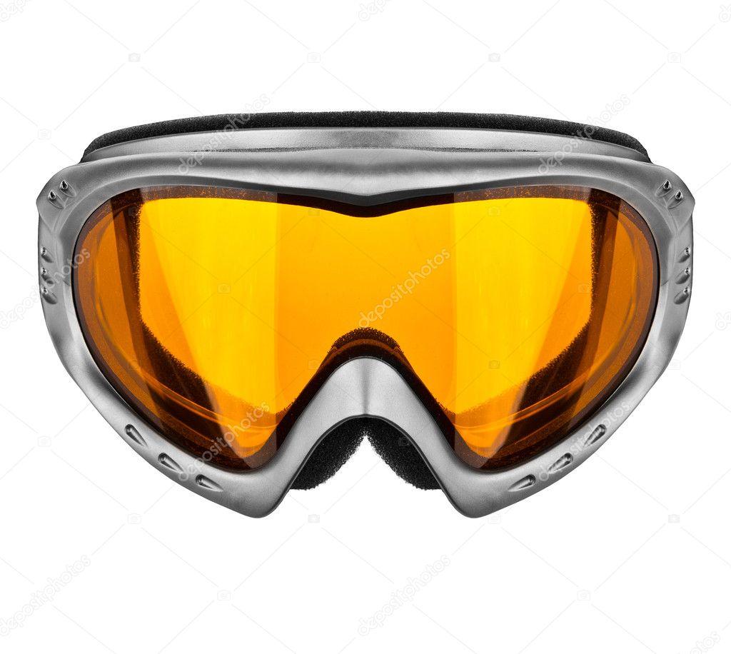 Ski Goggles Vector Ski Goggles Isolated on The