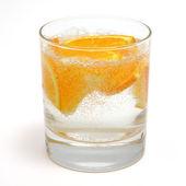 Citrus drink — Stock Photo