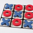 Game tic tac toe — Stock Photo #6010800