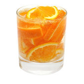 Citrus drink — Stock Photo