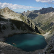 Black Lake Caucasus — Stock Photo #6092097
