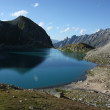 Blue Lake Caucasus — Stock Photo #6092253