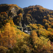 Stock Photo: Golden autumn in the mountains of the Caucasus