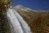 Waterfall Alibek, the Caucasus — Foto de Stock