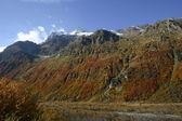 Fall Caucasus — Stock Photo
