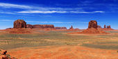 Monument Valley — Stockfoto