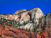 Zion National Park — Stockfoto