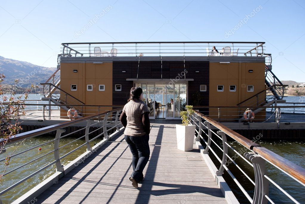 Confectionery / floating bar in Potrero de los Funes, San Luis, Argentina — Stock Photo #6294558